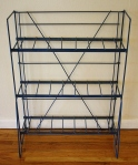 Industrial shelves - $155