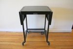 Industrial typewriter table - $85