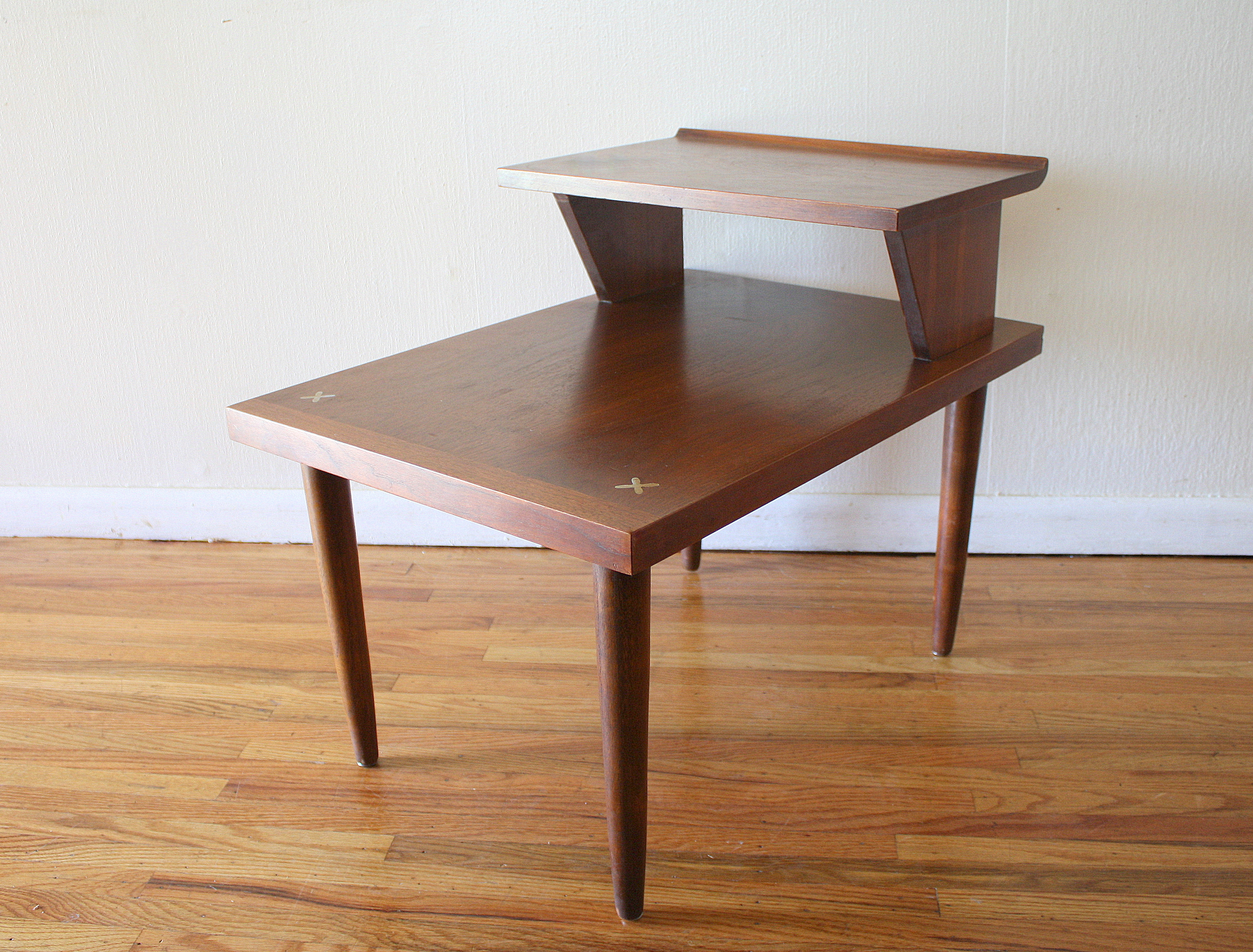American By Martinsville Coffee And Side End Tables