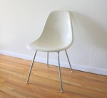 Herman Miller fiberglass chair - $255