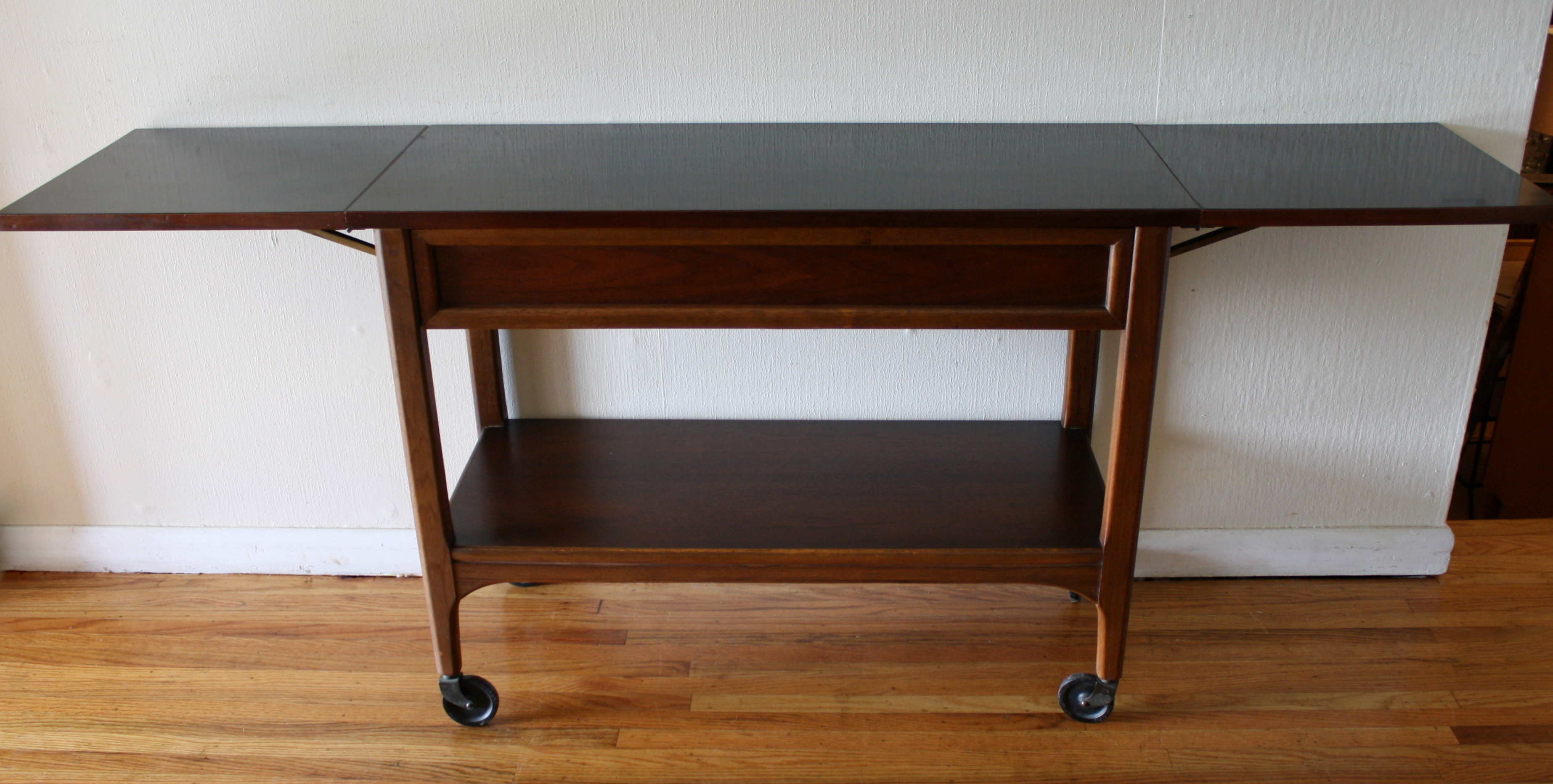 Mid Century Modern Console Table By Lane Picked Vintage