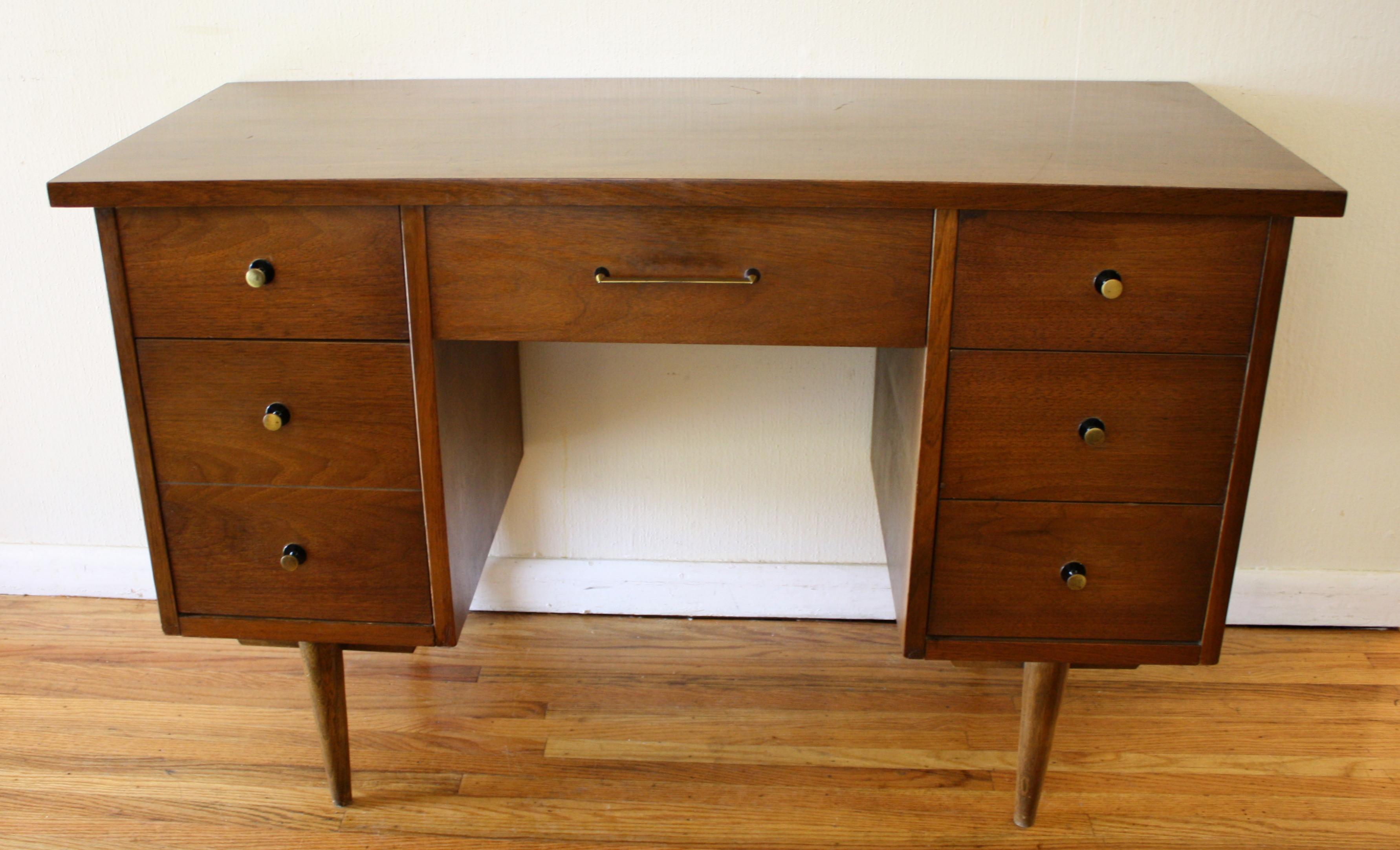 Mid Century Modern Desks Picked Vintage