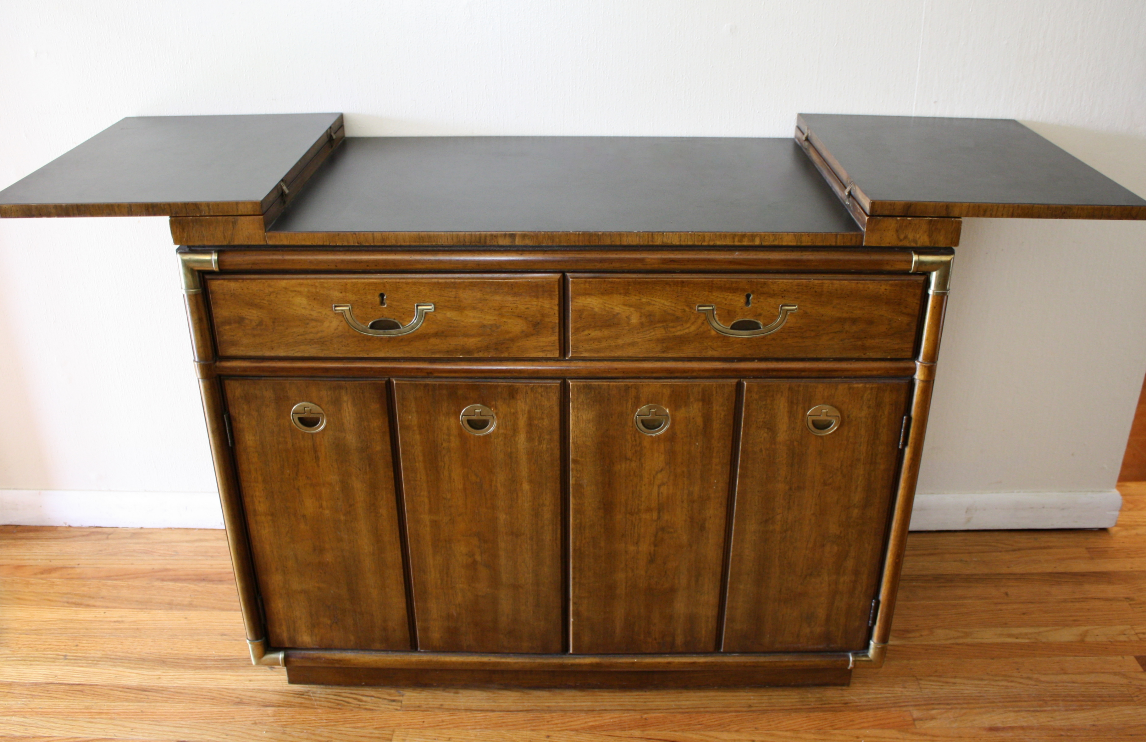Drexel Accolade console bar 2 | Picked Vintage