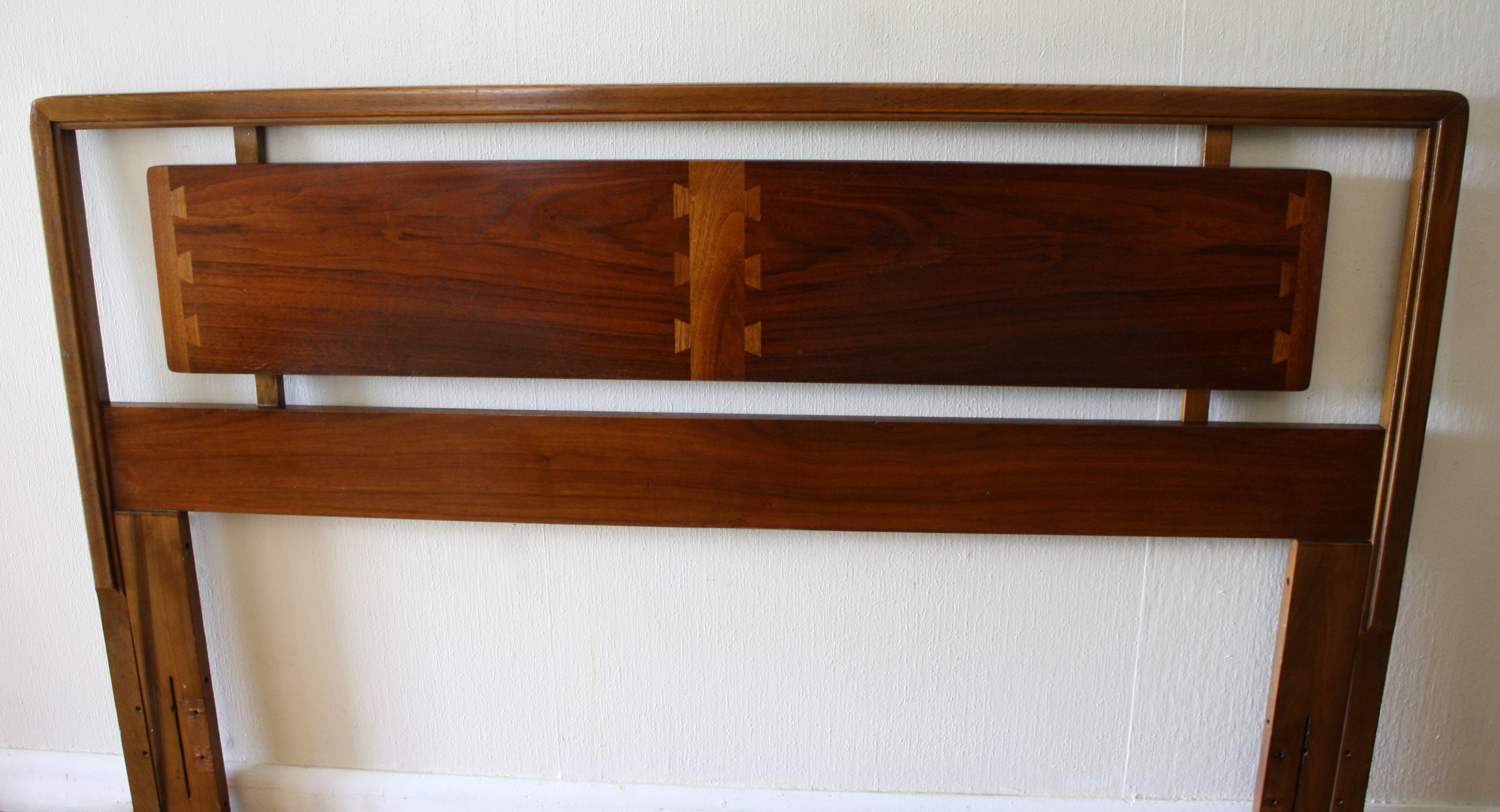 Mid Century Modern Lane Acclaim Headboard Picked Vintage
