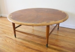 Lane acclaim round coffee table 3