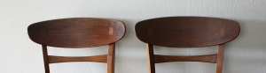 Lane dovetail chairs 2