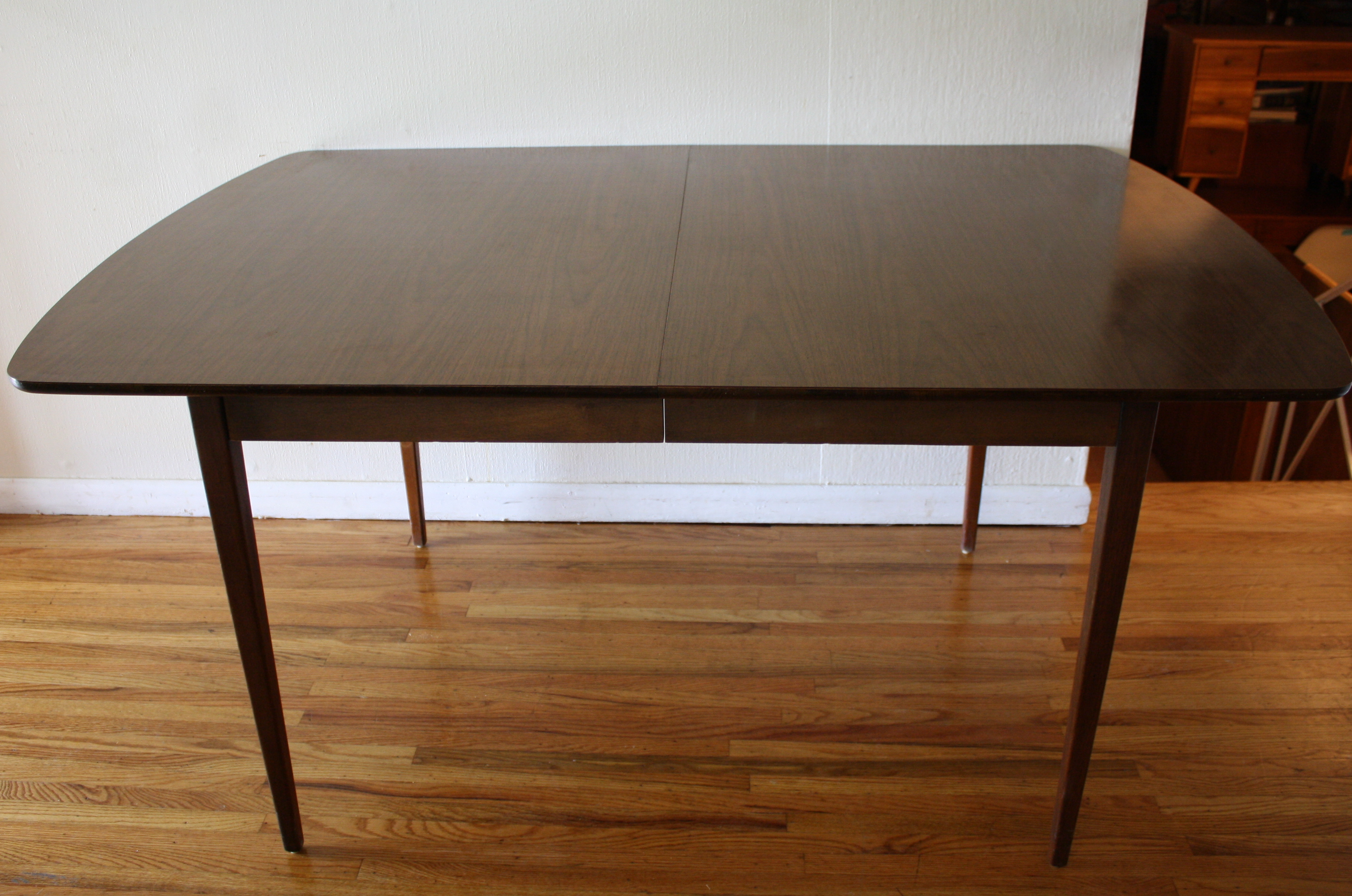Surfboard formica top dining table 1 picked vintage for Table formica