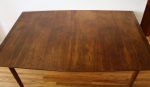 surfboard rosewood dining table 2