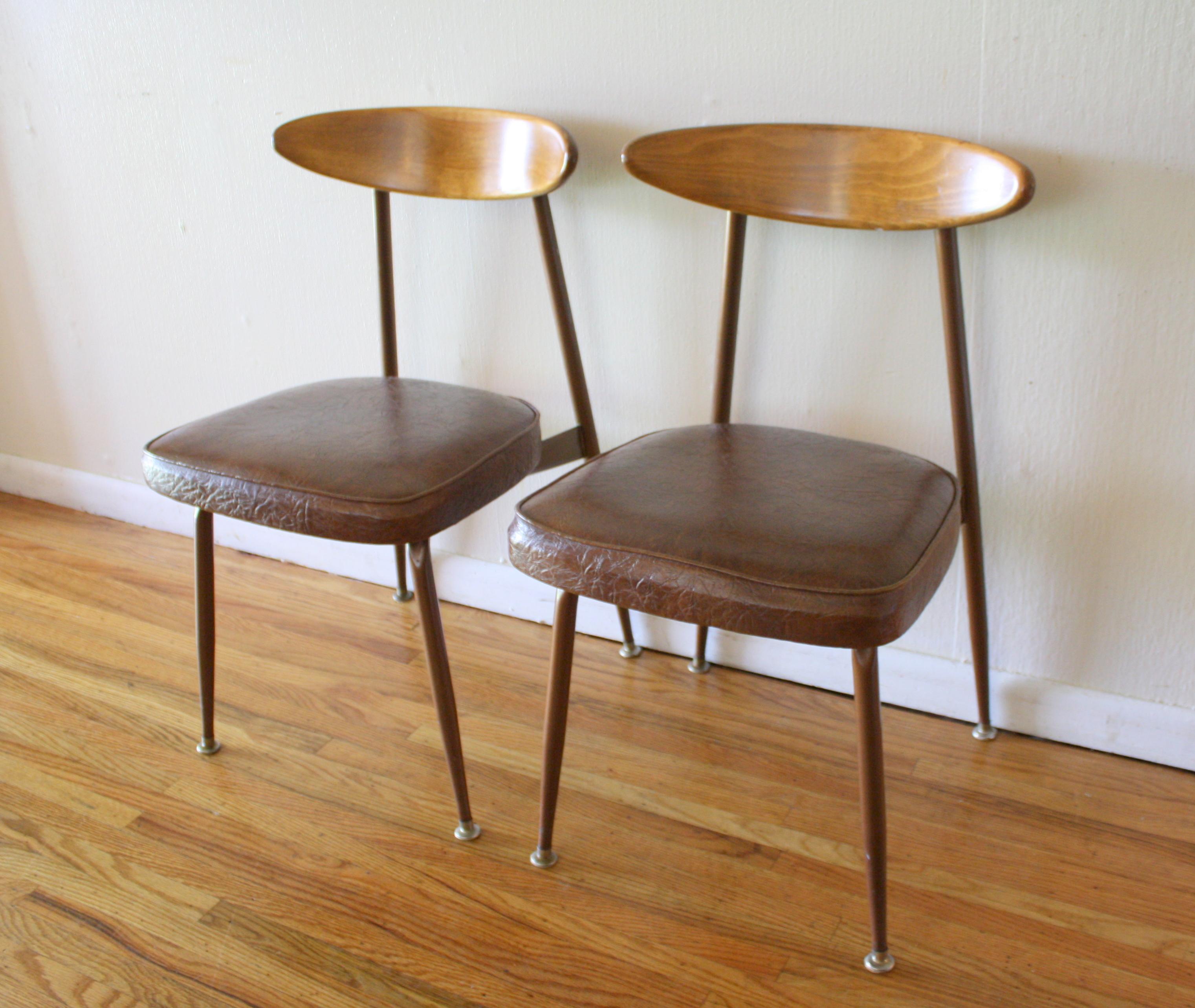 Mid Century Modern Viko Chairs