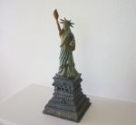 antique cast iron statue of liberty 3