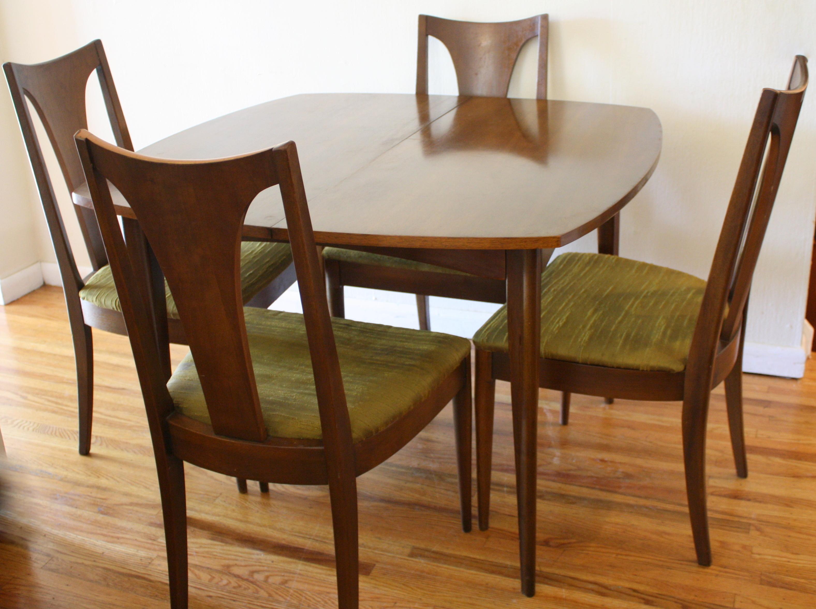 Mid Century Modern Dining Room Tables mid century modern dining table. image of design mid century
