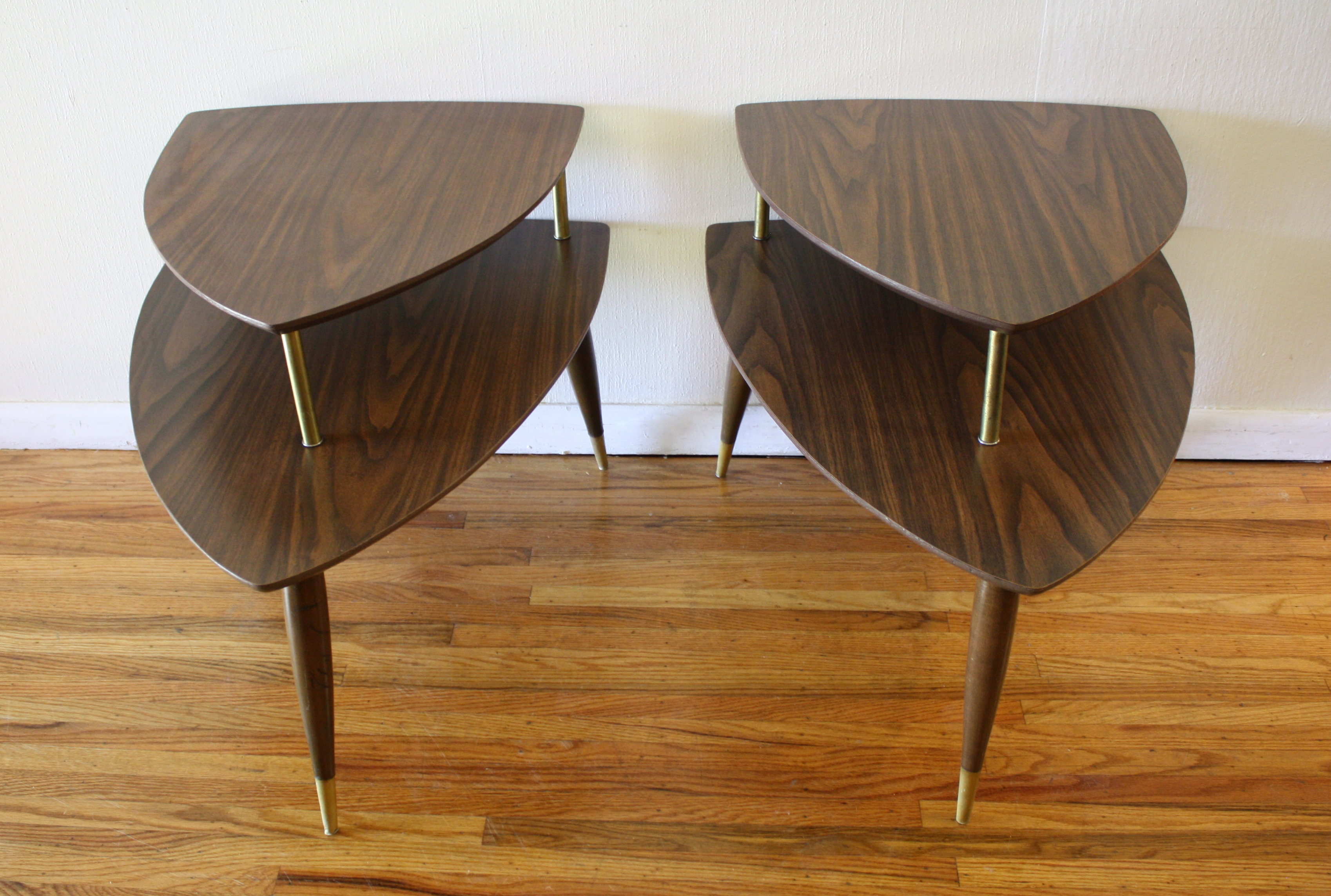 Unique Mid Century Modern Guitar Pick Tables | Picked Vintage RO94