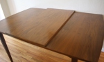 Kipp Stewart for Drexel surfboard dining table 6