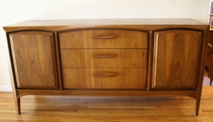 mcm United credenza arched side cabinets 2