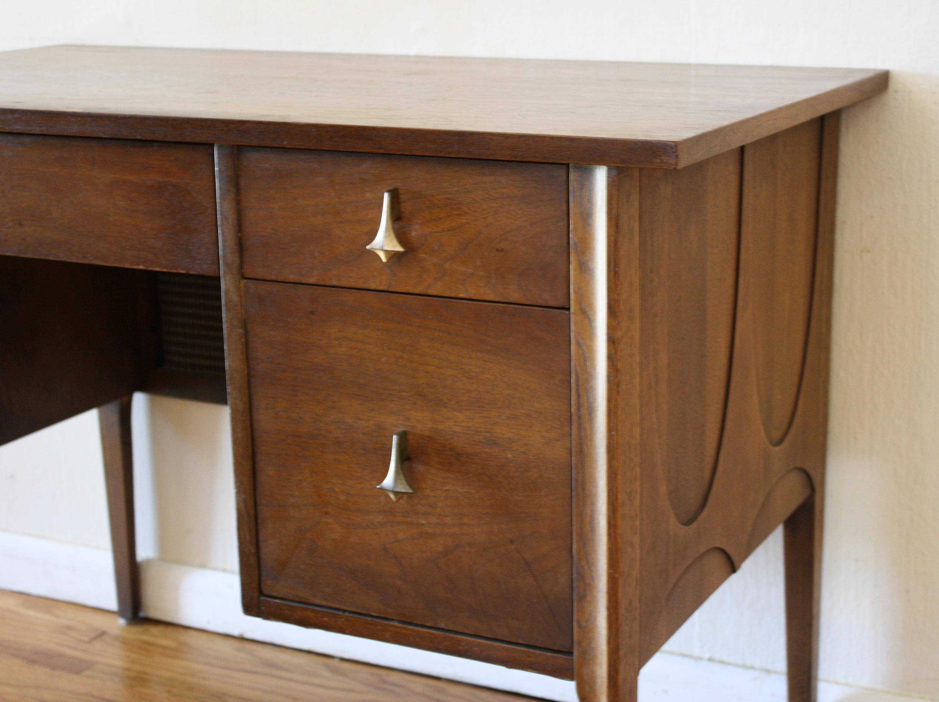 broyhill brasilia desk 1 | Picked Vintage