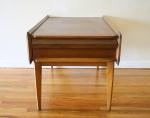 lane angled side table 2