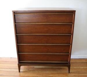 Lane tall dresser 1