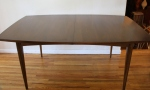 mcm surfboard dining table 2 ext leaves 3