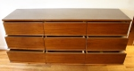 mcm 9 drawer credenza streamlined drawers 2