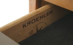 kroehler china cabinet 5