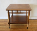 Lane Acclaim side end table with dovetailed design: *SOLD*