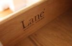 Lane credenza basket weave 4
