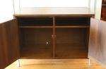 mcm bar cabinet hutch 4