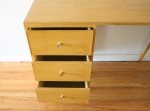mcm blonde splayed leg desk 2