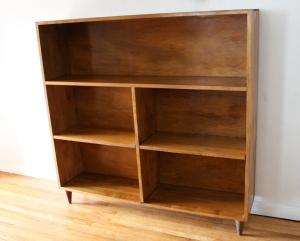 mcm large bookshelf 2