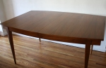 mcm surfboard dining table 3