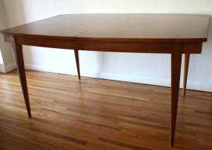 mcm surfboard dining table 4