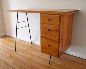 mcm desk iron base 5