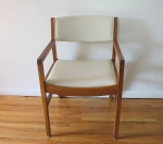 mcm egg shell arm chair 2