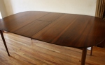 mcm oval surfboard dining table 3