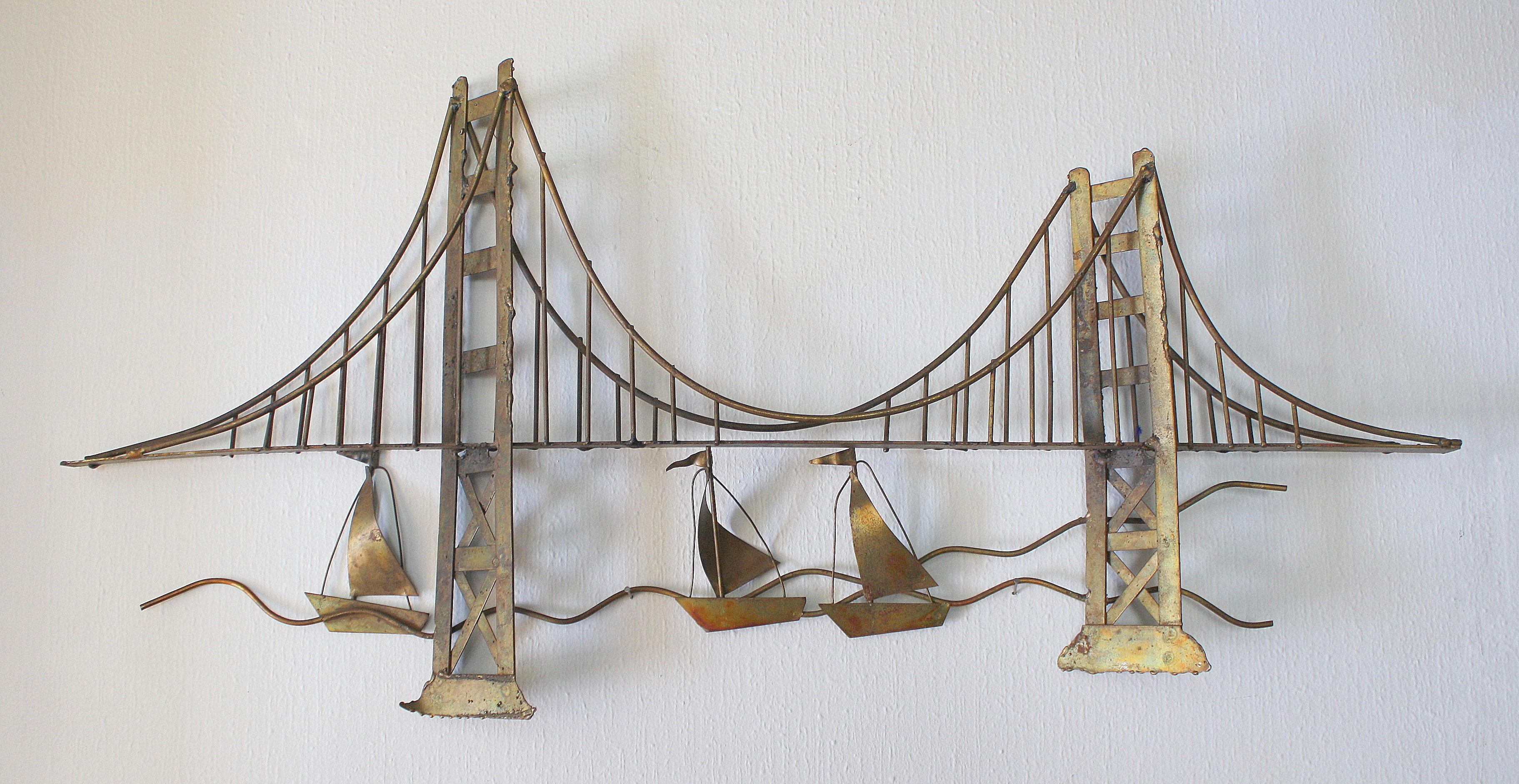 Brutalist bridge 1
