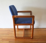 mcm Danish teak chair 3