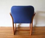 mcm Danish teak chair 4