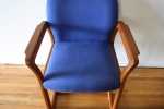 mcm Danish teak chair 5