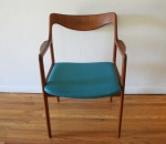 Swedish teak chair 2