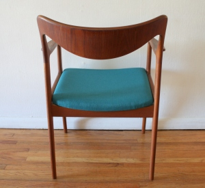 Swedish teak chair 5