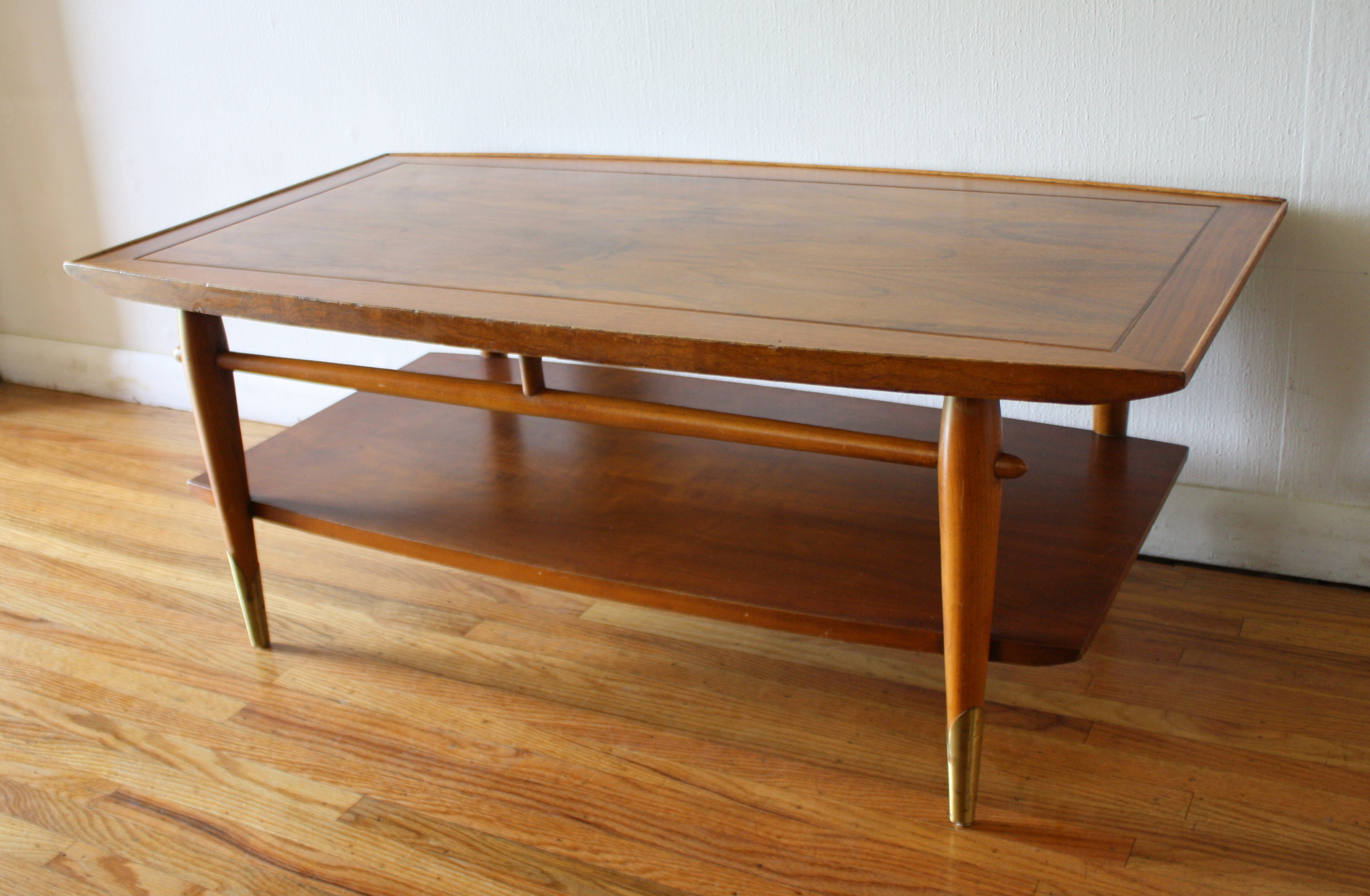 Mid Century Modern Lane Copenhagen Coffee Table