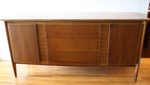 mcm credenza with side doors 1