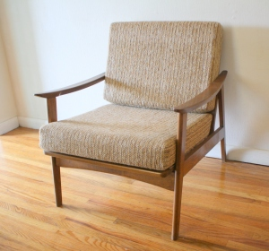 hans wegner style arm chair 1