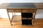 broyhill premier bar serving cart 2