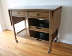 broyhill premier bar serving cart 6