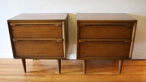 Huntley pair of nightstands 1