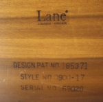 Lane Acclaim square coffee table 4