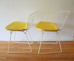 bertoia chair pair 2