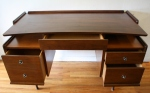Mcm floating desk by Hooker 2