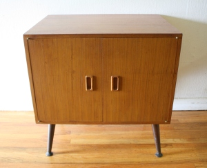 mcm record cabinet 4